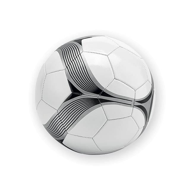 FOOTBALL I fotbalový míč, velikost 5, Bílá - bílá