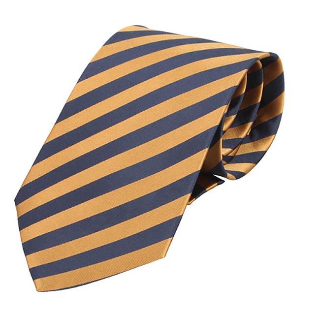 Tienamic kravata - žlutá