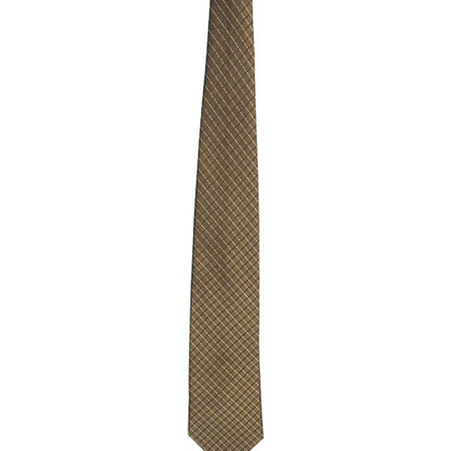 Tienamic kravata - bronzová