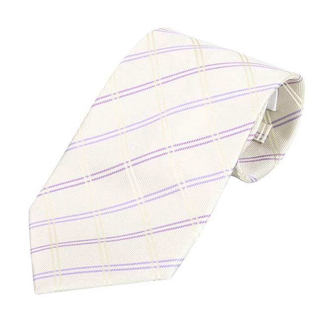 Tienamic kravata - béžová
