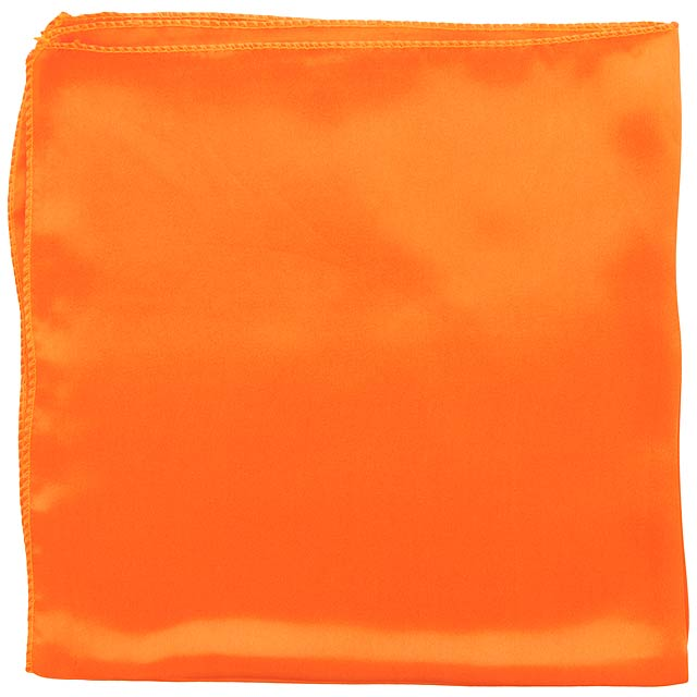 Lily dámský šátek - oranžová