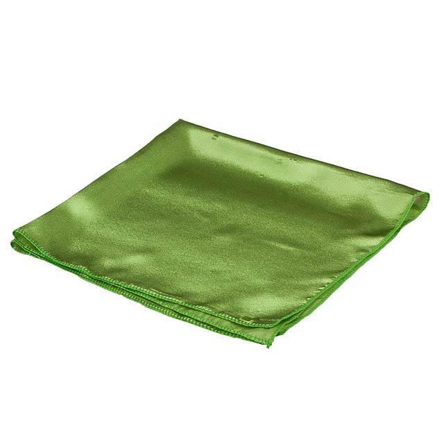 Lily dámský šátek - zelená