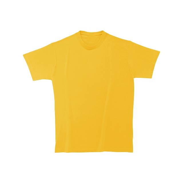 Heavy Cotton tričko - žlutá
