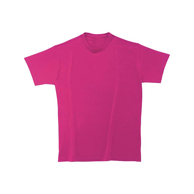 Heavy Cotton tričko - růžová