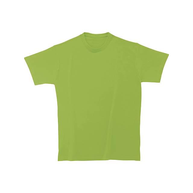 Heavy Cotton tričko - citrónová - limetková