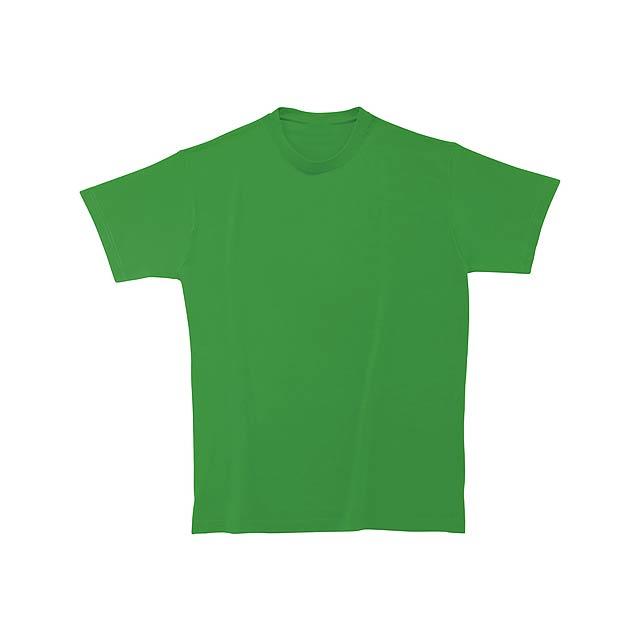 Heavy Cotton tričko - zelená