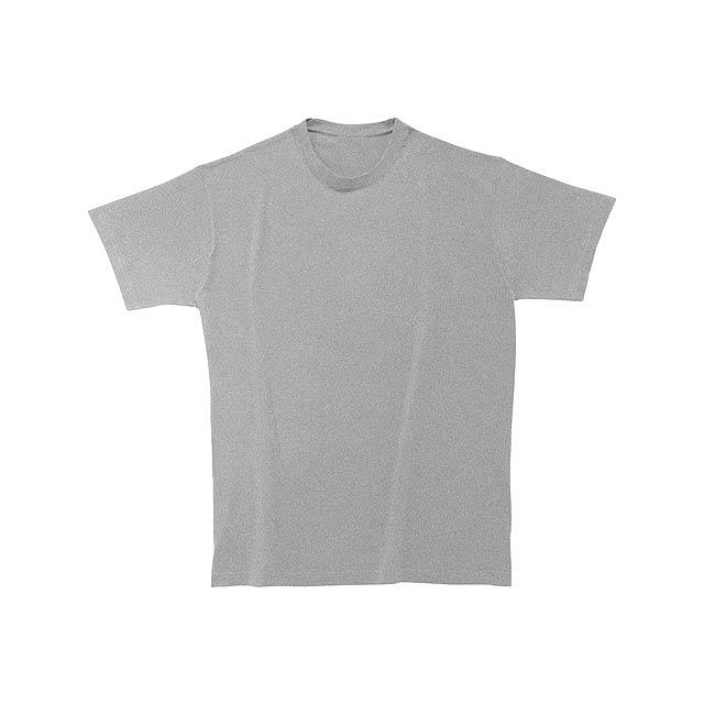 Heavy Cotton tričko - šedá