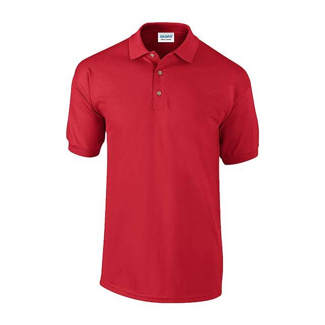 Ultra Cotton polokošile pique - červená
