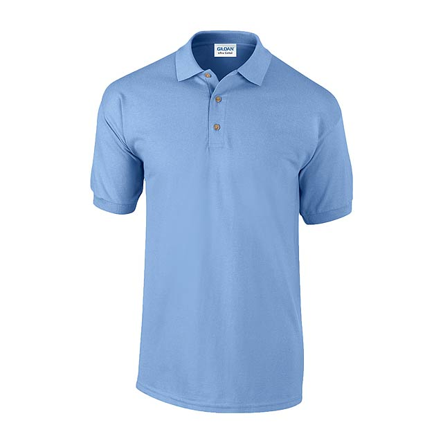 Ultra Cotton polokošile pique - nebesky modrá