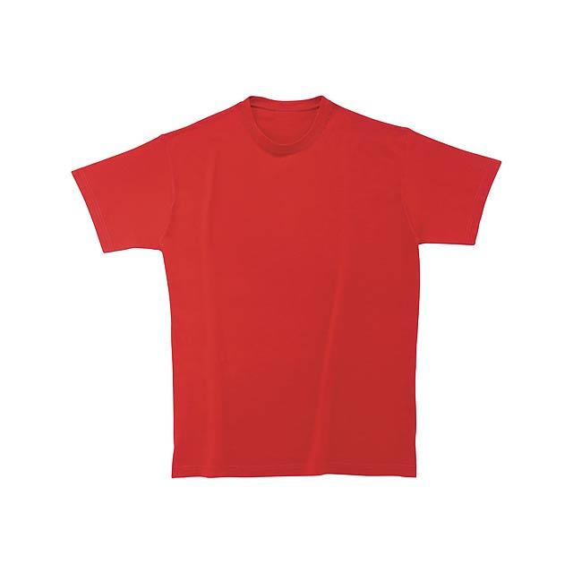 HC Junior tričko pro děti - červená