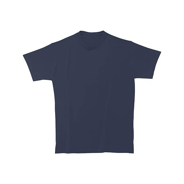 Softstyle Man tričko - modrá