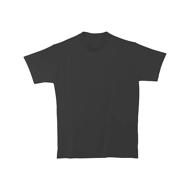 Softstyle Man tričko - černá