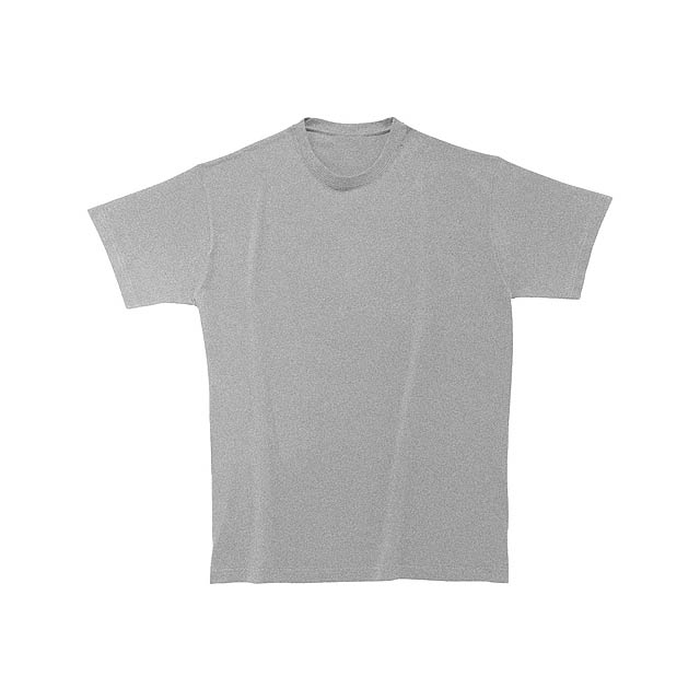 Softstyle Man tričko - šedá