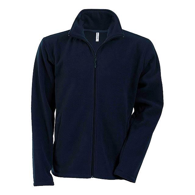 Falco fleecová bunda - modrá
