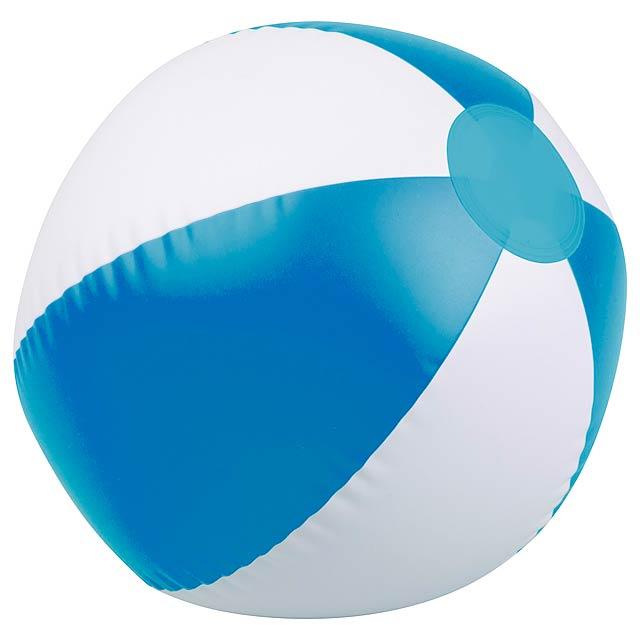 Beach ball - blue