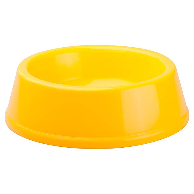 Bowl for Dogs - yellow