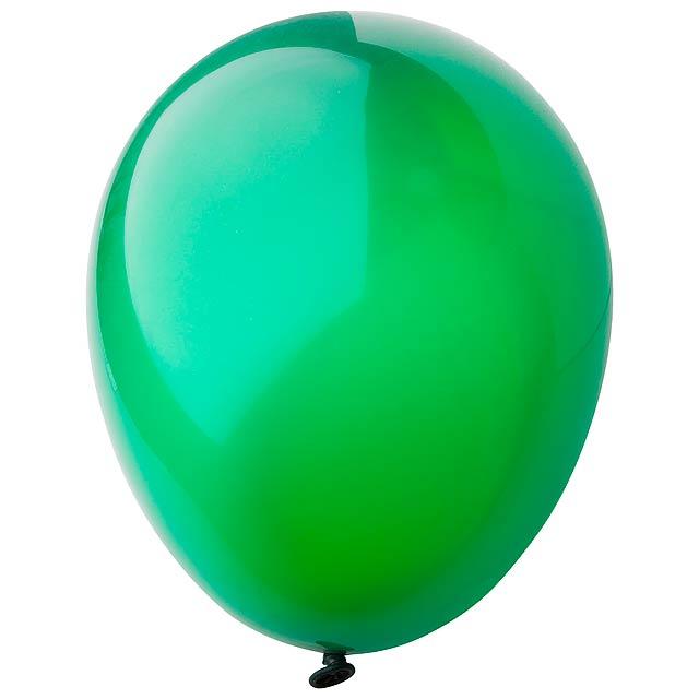 CreaBalloon balonky v pastelových barvách - zelená