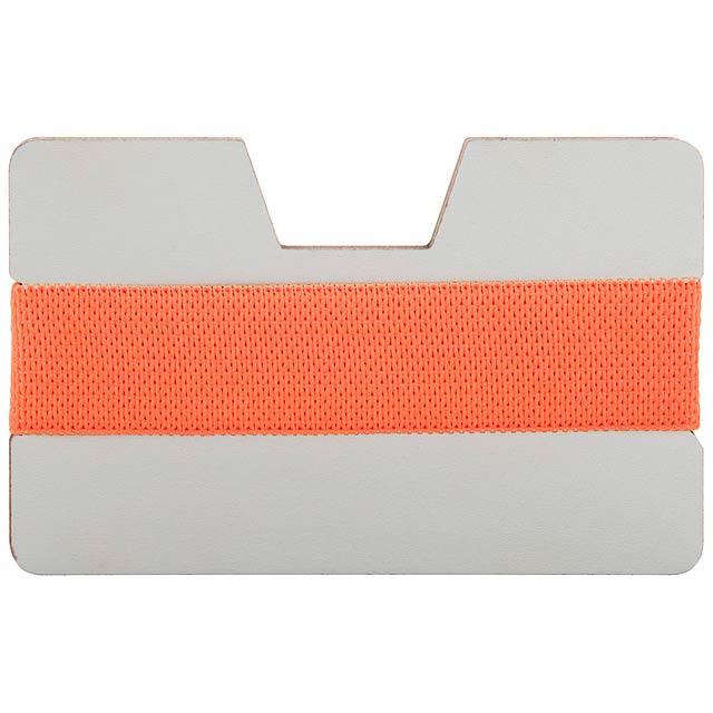 StriCard obal na karty - oranžová