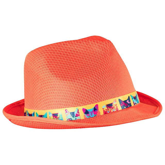 Subrero - sublimation band for straw hats - multicolor