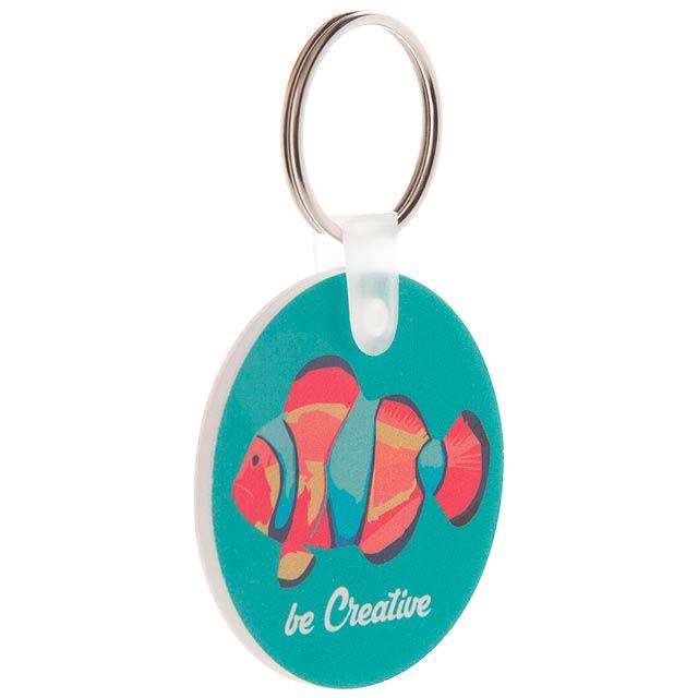 Foamy A přívěšek na klíče - multicolor