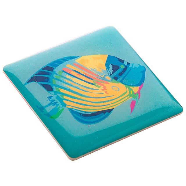 DomeBadge magnetický odznak - multicolor