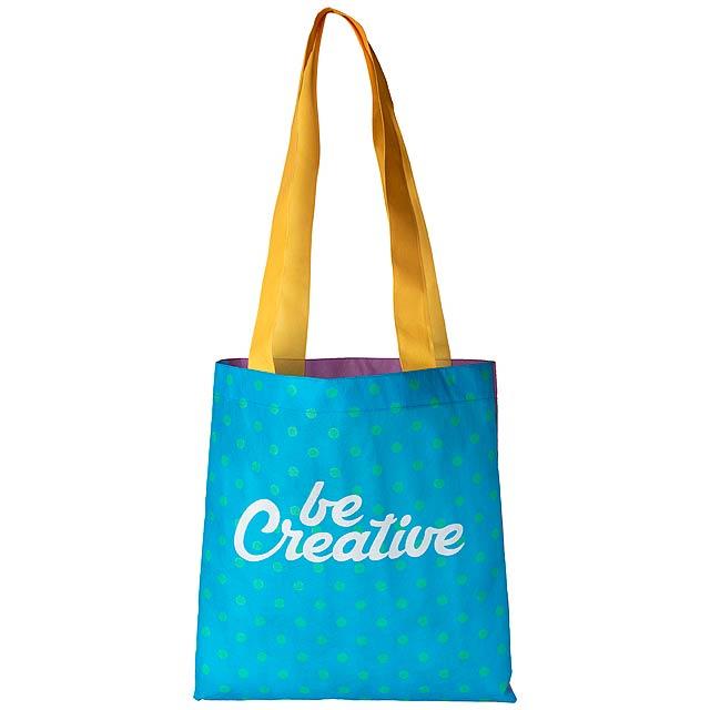 SuboShop A nákupní taška z netkané textilie na zakázku - multicolor
