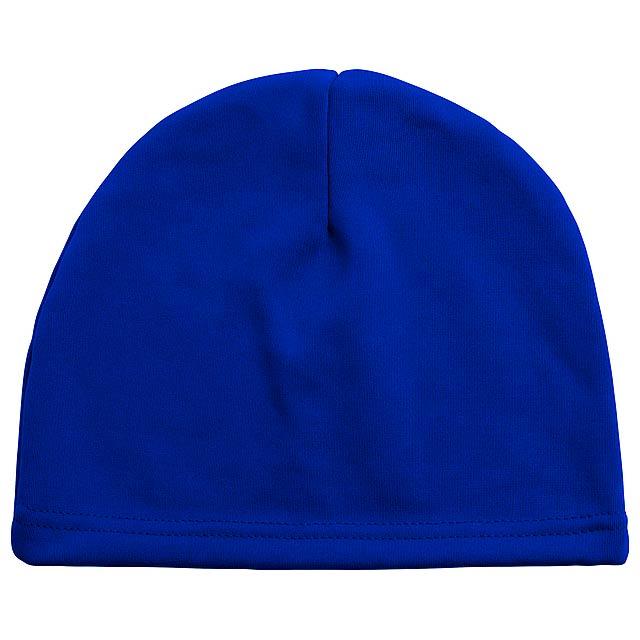 Folten zimní čepice - modrá