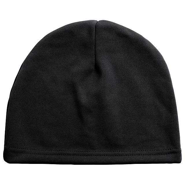 Folten zimní čepice - černá