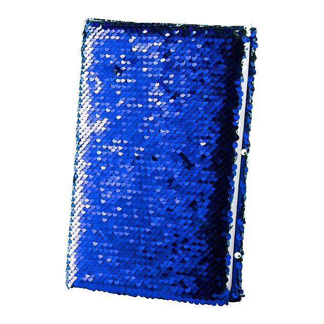 Velmont blok - modrá