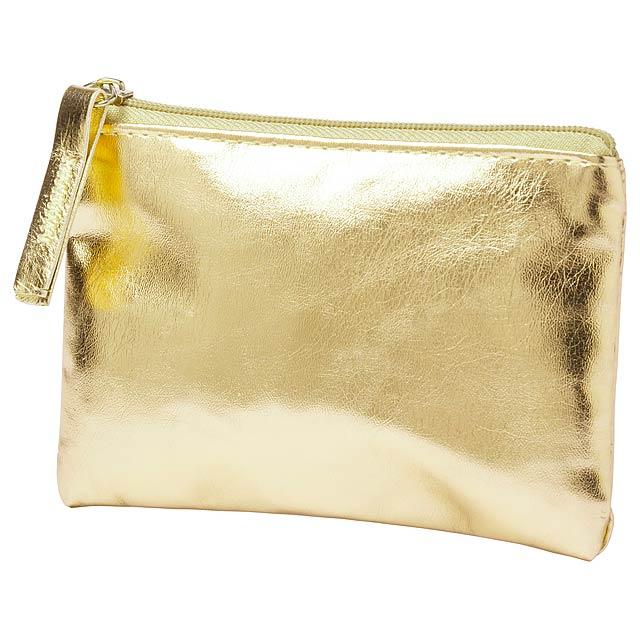 Faudok peněženka - zlatá