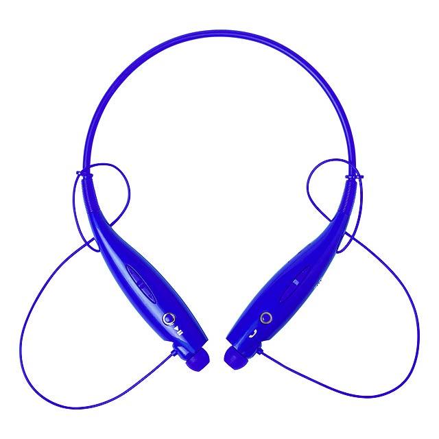 Tekren bluetooth sluchátka - modrá