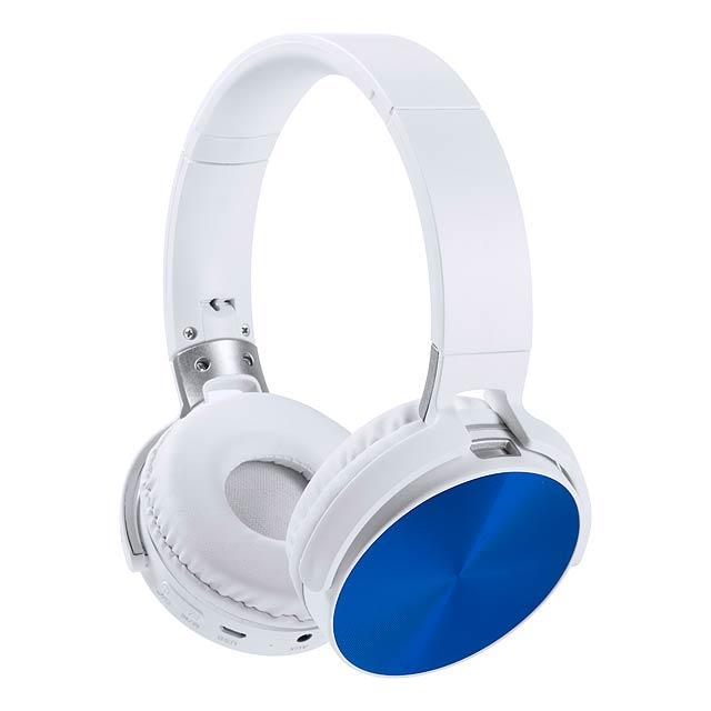 Vildrey bluetooth sluchátka - modrá
