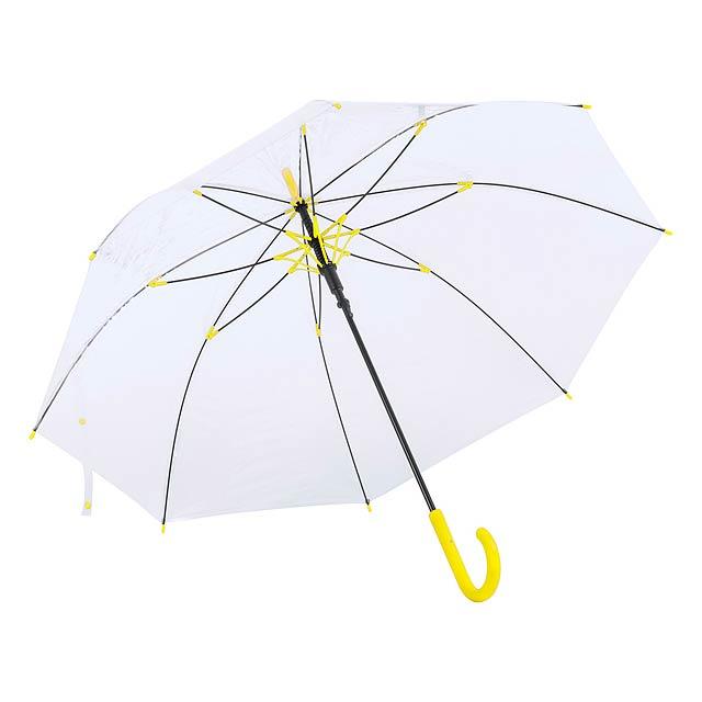 Fantux deštník - žlutá