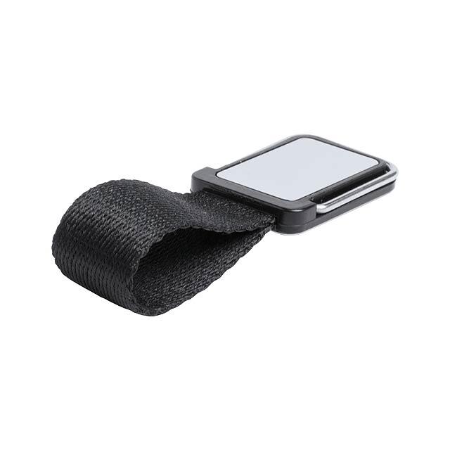 Manfix stojánek na mobil - černá