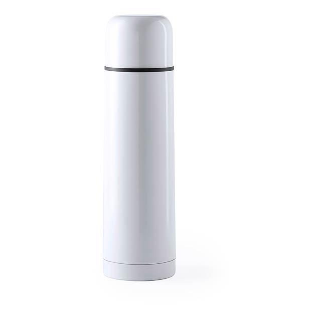 Tancher termoska - bílá