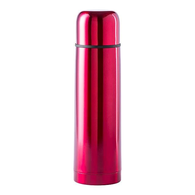 Tancher termoska - červená