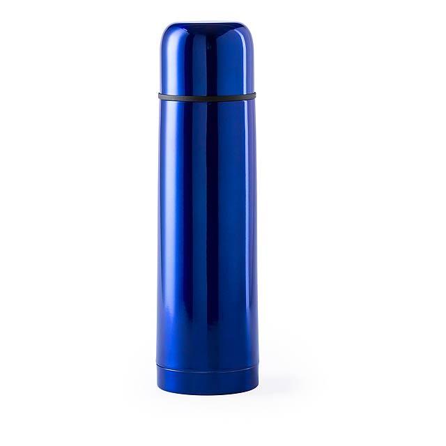 Tancher termoska - modrá