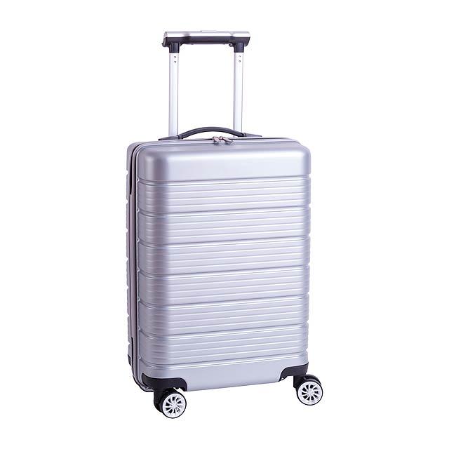 Silmour kufr na kolečkách - šedá