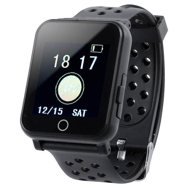 Radilan chytré hodinky - černá