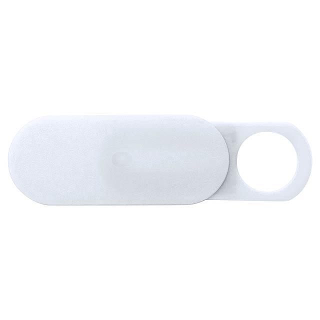 Nambus chránič web kamery - bílá