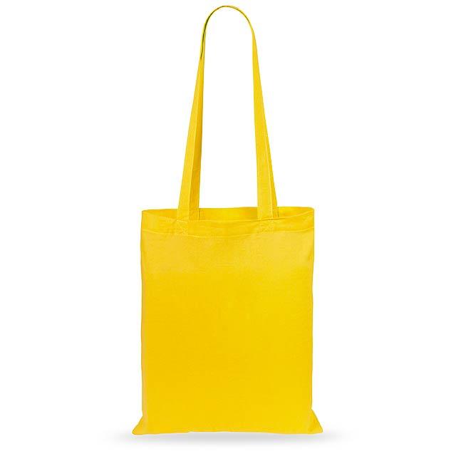 Turkal taška - žlutá