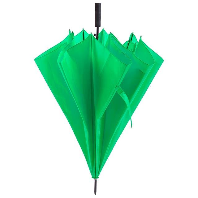Panan XL deštník - zelená