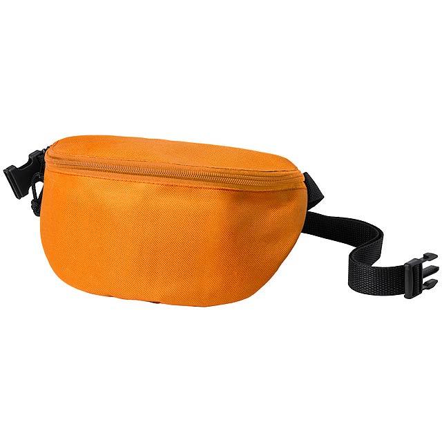 Zunder ledvinka - oranžová