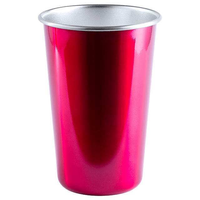 Beltan pohárek - červená