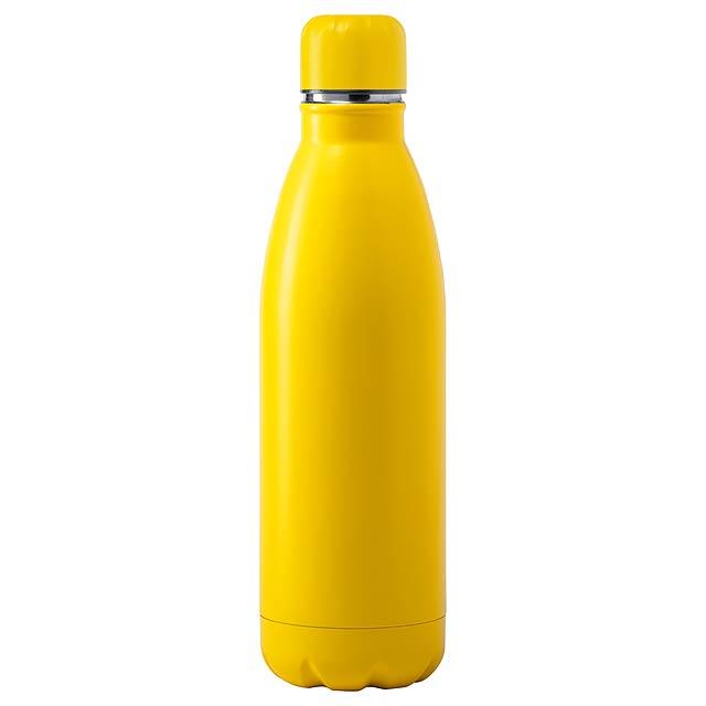 Rextan sportovní láhev - žlutá