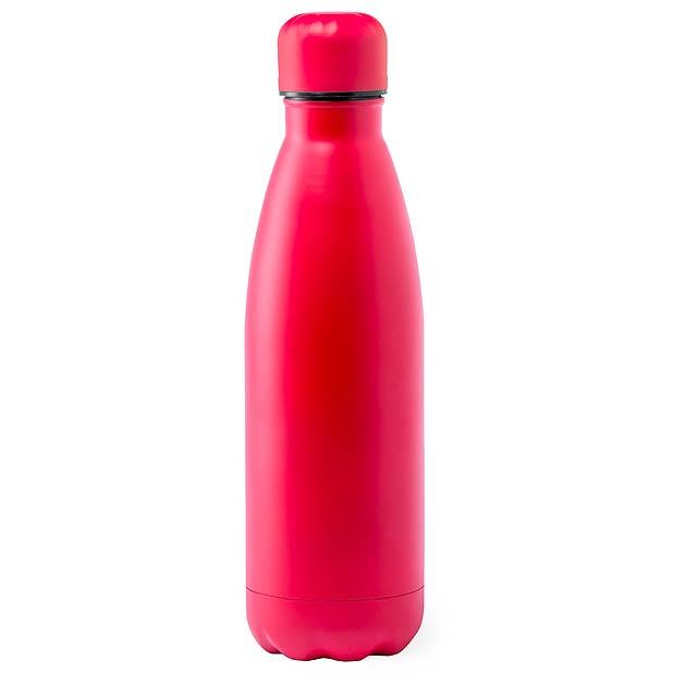 Rextan sportovní láhev - červená
