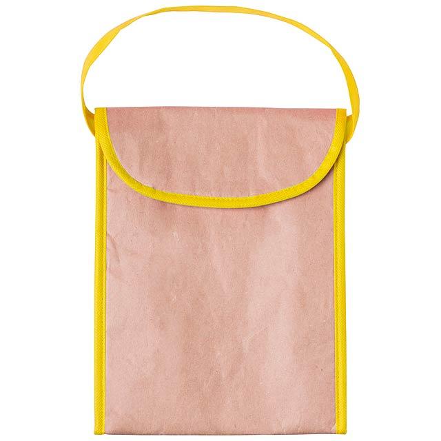 Rumbix chladící taška - žlutá