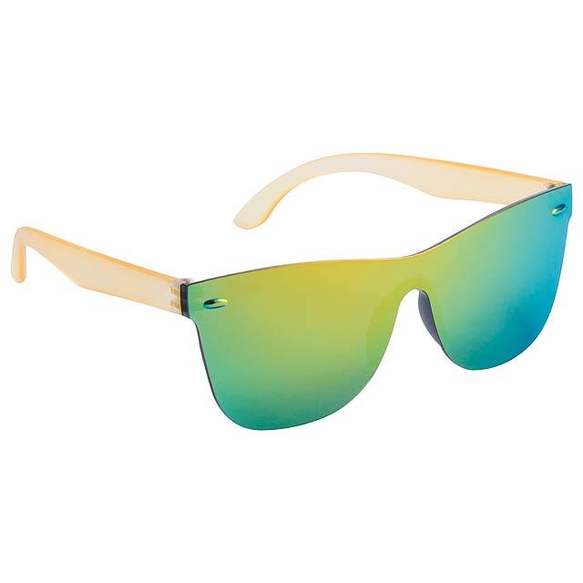 Zarem sluneční brýle - žlutá