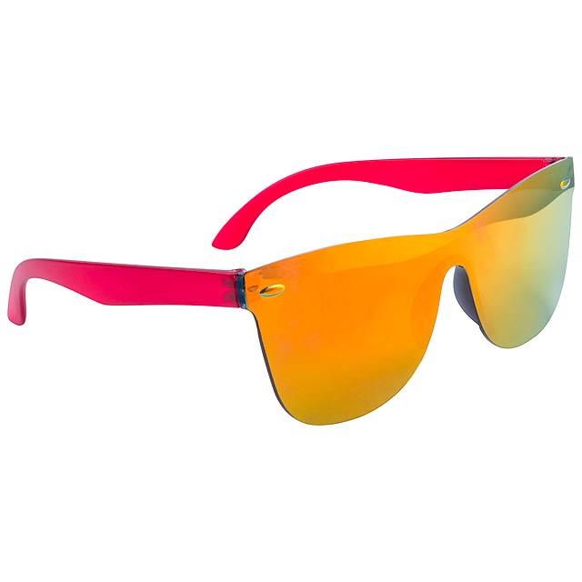 Zarem sluneční brýle - červená