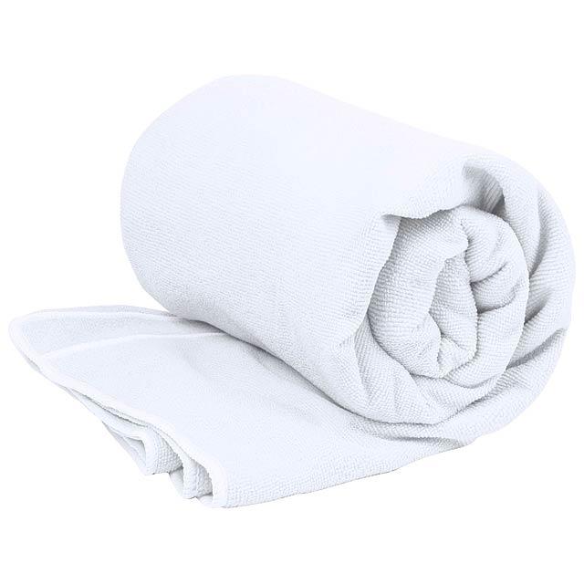 Bayalax absorbční ručník - bílá